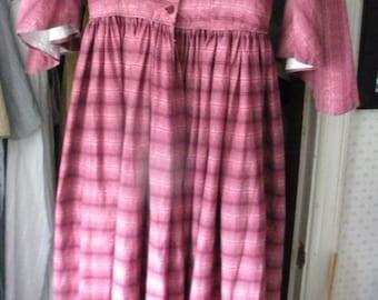 1860s-era Civil War Day Dress