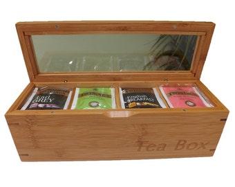 Tea Box Gift Set (60 Tea Bag Sachets)