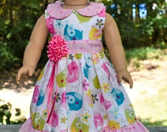 """Handmade Doll Clothing for American Girl Doll or any 18"""" Doll"""