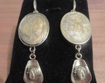 COWBOY earrings
