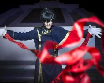 Sale! -5% Hyuuga 07 GHOST anime cosplay