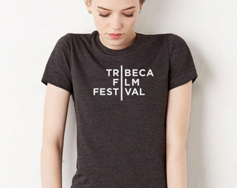 Tribeca Film Festival ladies t-shirt