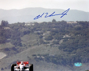 Al Unser Jr Monterey CA 16X20 Photo