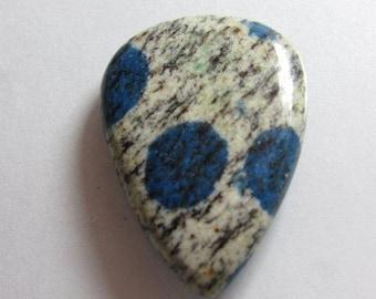100 %Natural K2 Granite/k2 Jasper  Shape Heart Cabochon Loose GEMSTONES, 32X48MM APPROX