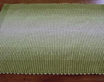 Set of 2 placemats 100% cotton