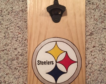 Steelers Bottle Opener