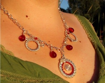 "Necklace ""Countess Bathory"""