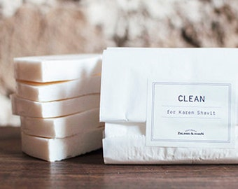 Clean Soap, Natural Ingridients Soap