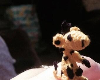 Micro amigurami Giraffe