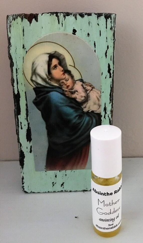 Mother Goddess - Anointing Oil