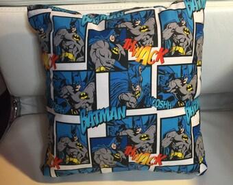Bandana Throw Pillow