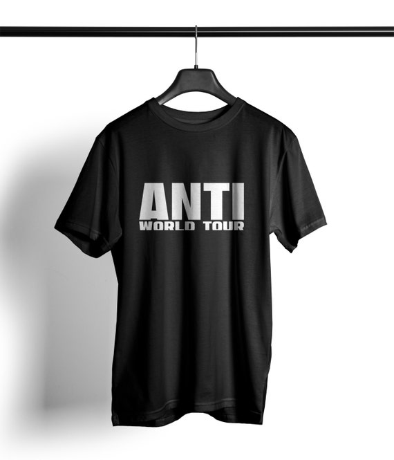 Rihanna Anti World Tour T Shirt