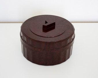 vintage art deco yoghurt maker Yalacta in bakelite box