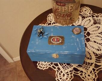 Memory Locket Box
