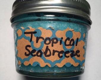 Tropical Seabreeze Sugar Scrub