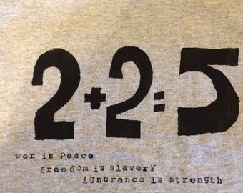 1984 George Orwell Tshirt
