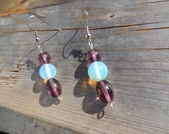 Ocean Opal Earrings