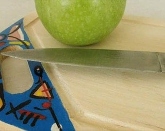 Chopping serving cheese board