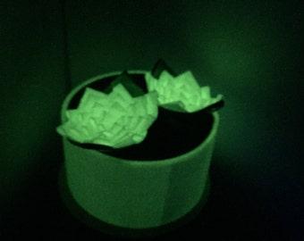 Glow in the Dark Flower Pen