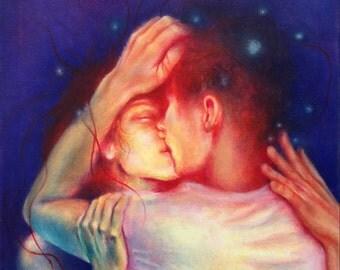 A Visceral Love- 20x16in. Print