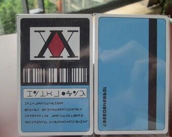Hunter X Hunter License