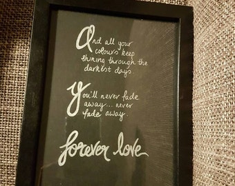 Forever Love - RAMelia