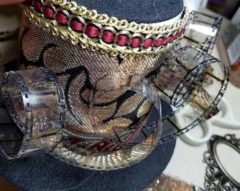 Movie Lover Fasninator Hat
