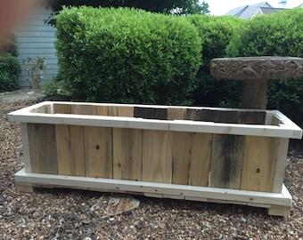 """4ft Outdoor Planter """"The Texan"""""""