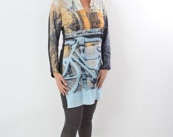 Dress with Dutch design