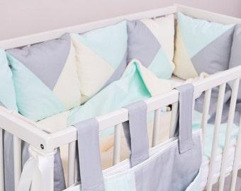 Crib Babby bedding