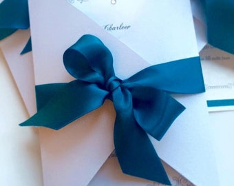 Wedding Invitation Envelope Style