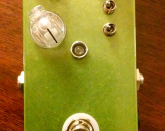 Green Beast TS clone with mods / Overdrive and Distortion