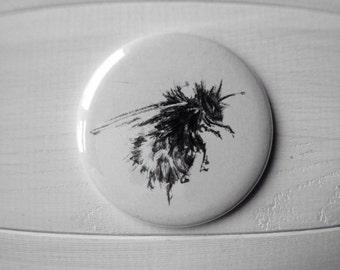 Bee yourself pocket mirror