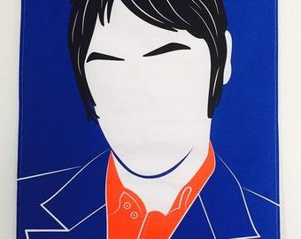 Paul Weller Tea Towel - The Jam