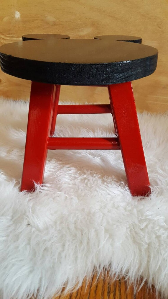 Mickey mouse step stool - Mickey mouse stool ...