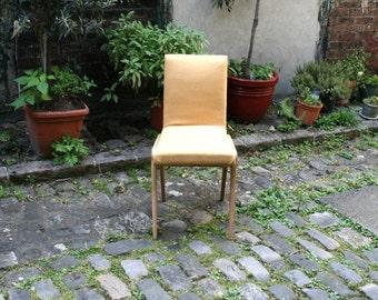 50 years yellow Chair