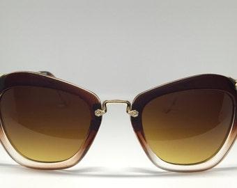 High Fashion Angular Women's Sunglasses