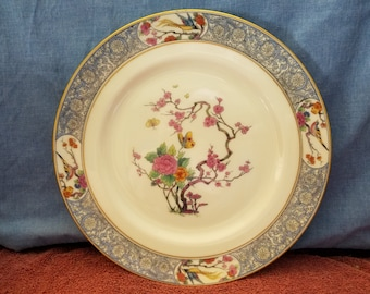 LENOX--MING* dinner plate