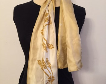 Diesel Scarf Made of 100% Silk