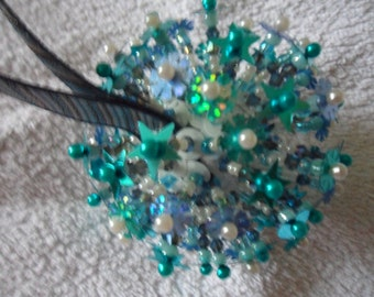 glass bead ball