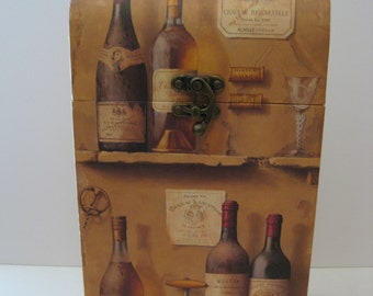 Decorative Wine Case