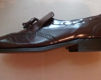 Stafford Comfort Plus Loafers Shoes Size 10 D/B