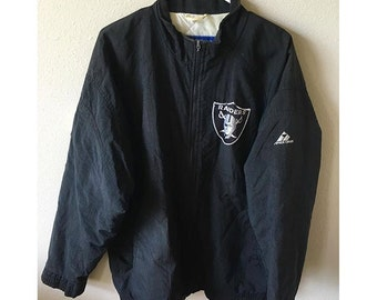 Raiders Jacket SZ XL