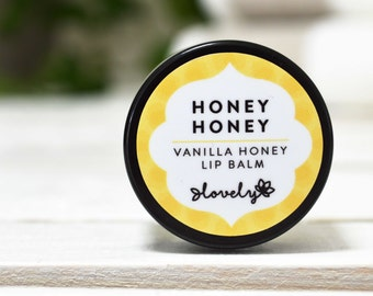 Honey Honey - Vanilla & Honey Lip Balm