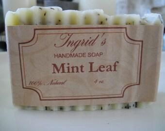 Ingrid's handmade soaps