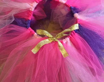 Toddler Tulle Tutu Skirt