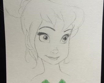 Tinkerbell Sketch
