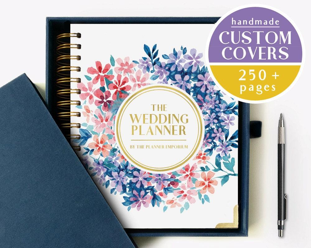 Wedding Planner Ideas Book: The Wedding Planner Keepsake Book And Organizer