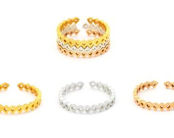 SEE Crown ring