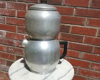 Rare Vintage West Bend Coffee Pot